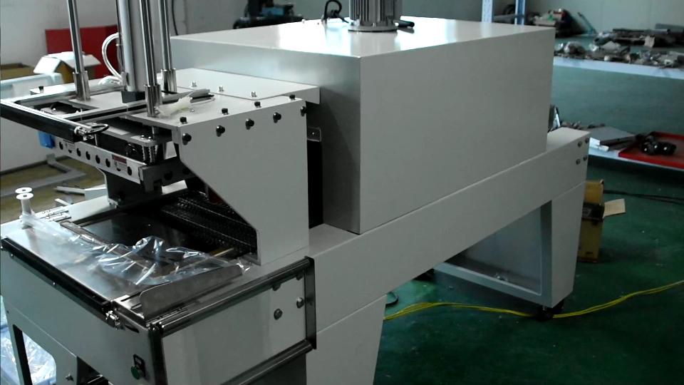 组合热收缩包装机